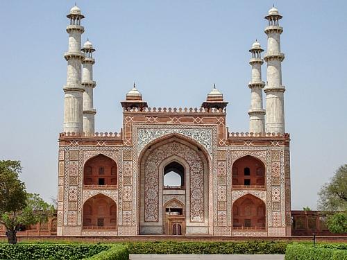 Voyages culturels et historiques de clio for Architecture inde